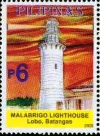 2005 Filipinas - Faro de Malabrigo en Lobo,Batangas