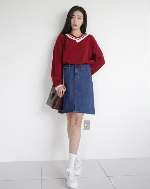 Korean Ulzzang Fashion | Official Korean Fashion: