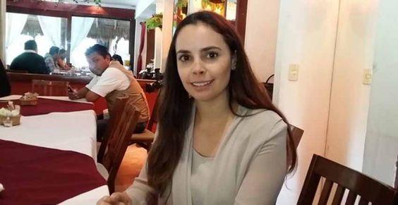 ANA PATRICIA PERALTA NO DESCARTA SER CANDIDATA A DIPUTADA EN COMICIOS