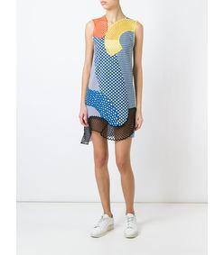 Stella McCartney Mesh Mix Dress