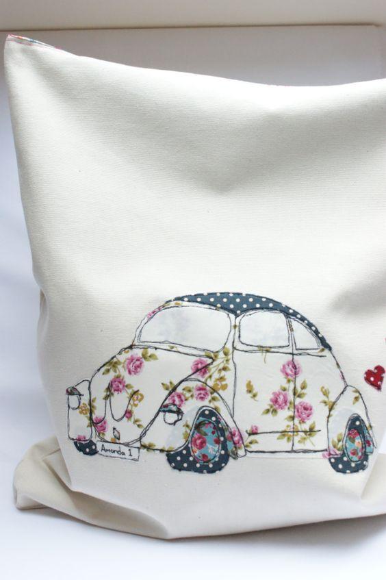 VW Bug tote bag