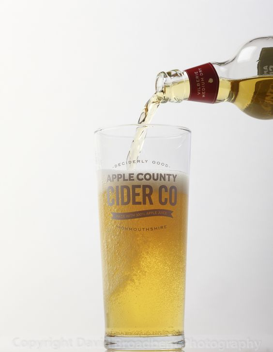 Mmm....Great single varieties from the fabulous Monmouthshire farm - Apple County Cider