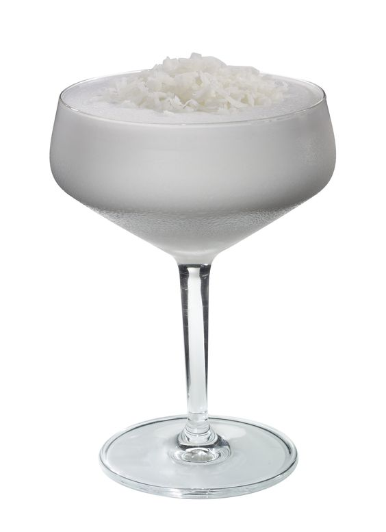 Silver Ghost by Mixologist: Cheri Loughlin