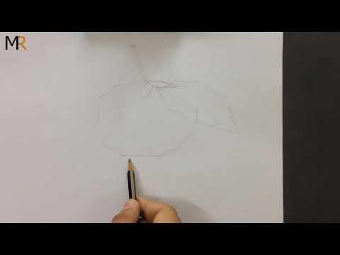 تعليم رسم البرتقال اوت لاين Youtube Triangle Tattoo Tattoos Triangle