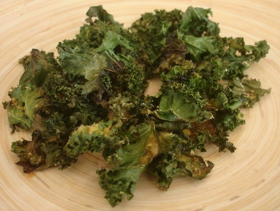 Recipe of the Week: Kale Chips! | Kale Chips, Kale and Chips