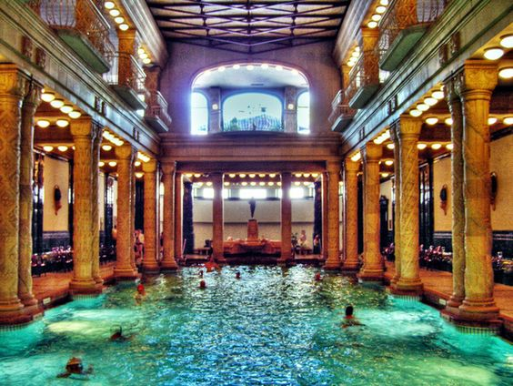 Thermal Baths in Hungary