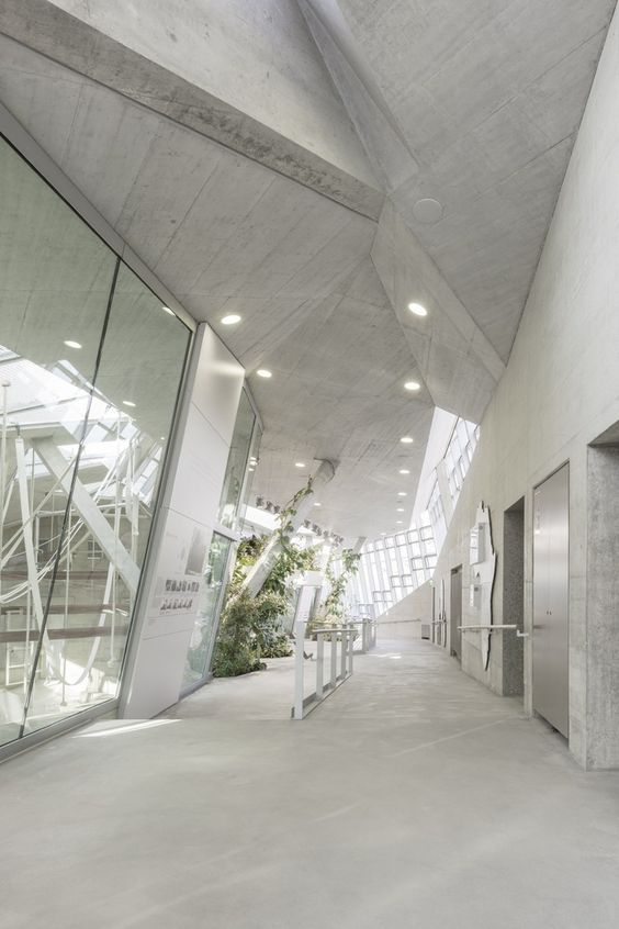 Affenhaus, Stuttgart     / Hascher Jehle Architektur