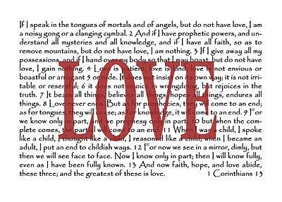 Valentines Decor-- Free Printable: