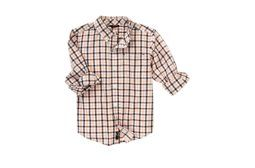 Button up long sleeve dress shirts for boys are accepted year-round.
