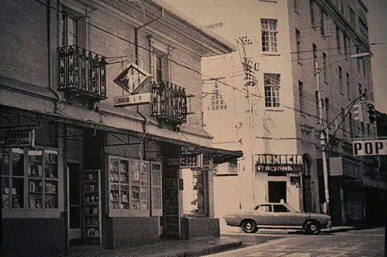LIBRERIA LOPEZ,HOY PLAZA DE LA CULTURA,SAN JOSE,1970'S.