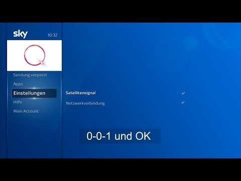 Sky Q Tutorial Erweiterte Einstellungen Youtube Einstellungen Apps Youtube