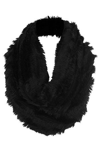 Topshop 'Feather Knit' Snood | Nordstrom