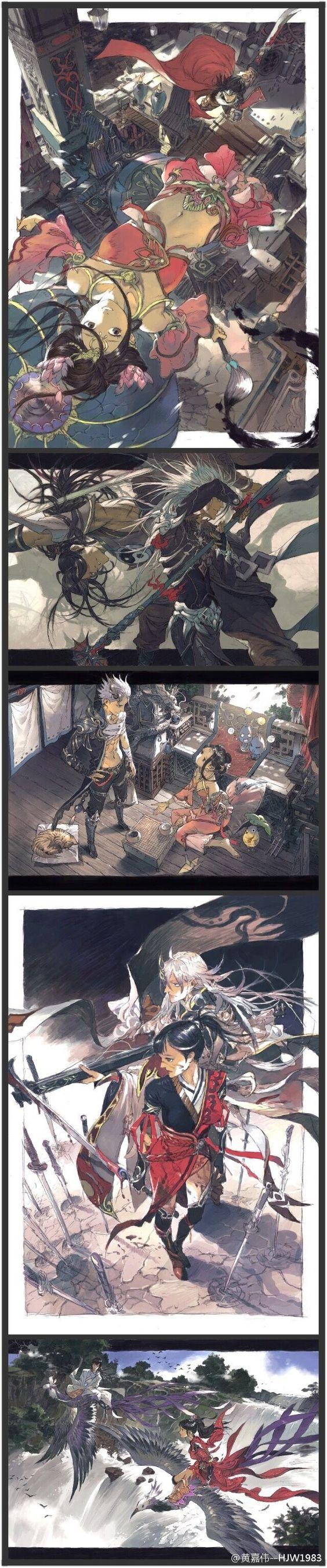 Galeria de Arte: Ficção & Fantasia 1 - Página 39 4fa8d2ba2c5279c56e69759911dfdace
