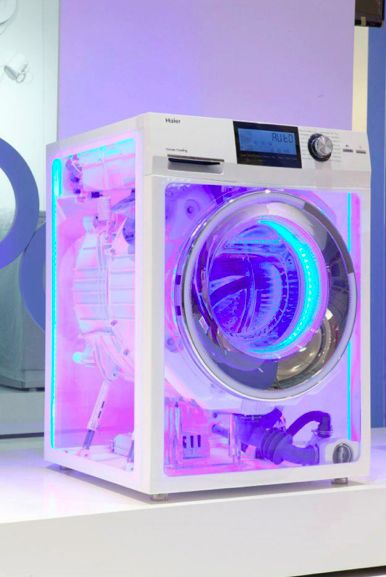 Pinterest the world s catalog of ideas - Washing machine new technology ...