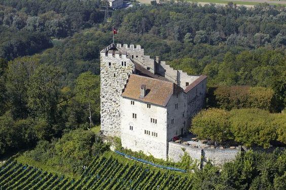 Schloss Habsburg Schloss Hochzeit