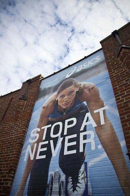 Lolo Jones   Her story is beyond inspiring, in ways that don't really correlate to fitness, but life itself.