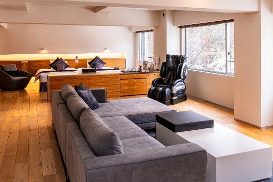 Guest room-Bourou Noguchi Noboribetsu