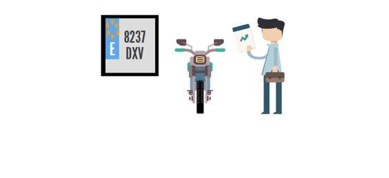 Matriculaciones de motos Peris correduria de seguros