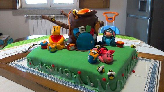 My baby boy birthday cake