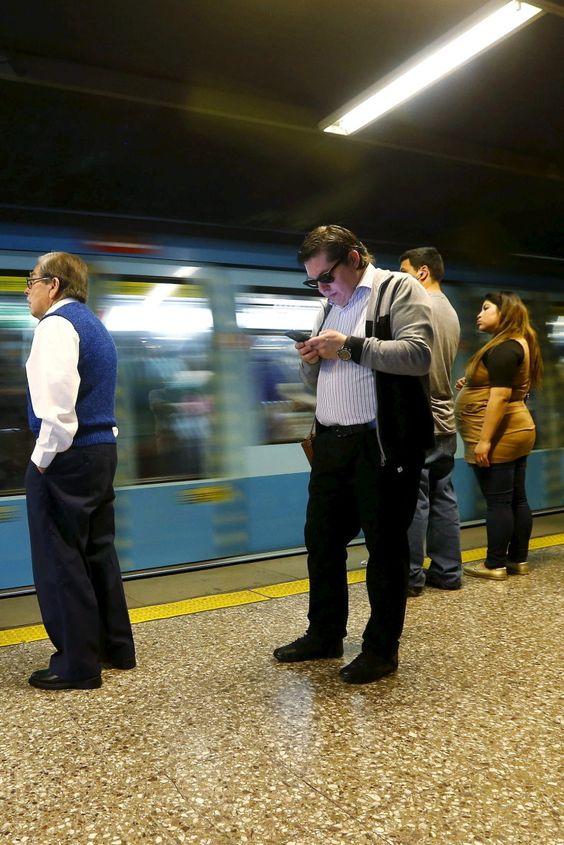 Santiago de Chile könnte bald als erste Stadt die U-Bahn komplett mit Solarenergie betreiben