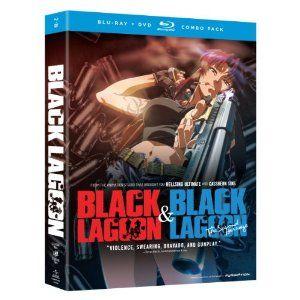 Black Lagoon: Complete Set - Season 1 & 2 (Blu-ray/DVD Combo) (Funimation)
