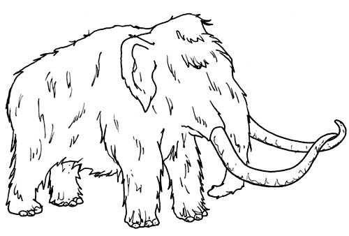 Mamut Prehistoria Prehistoria Animales De La Prehistoria Animales Prehistoricos