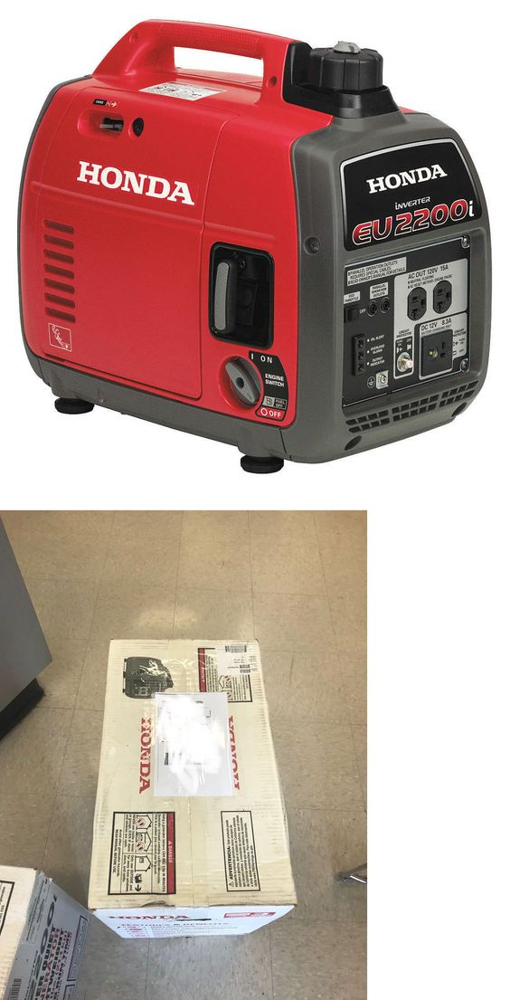 Generators 33082 Honda Eu2200i 2200 Watt 120 Volt Super Quiet Portable Inverter Generator Portable Inverter Generator Generators For Sale Inverter Generator