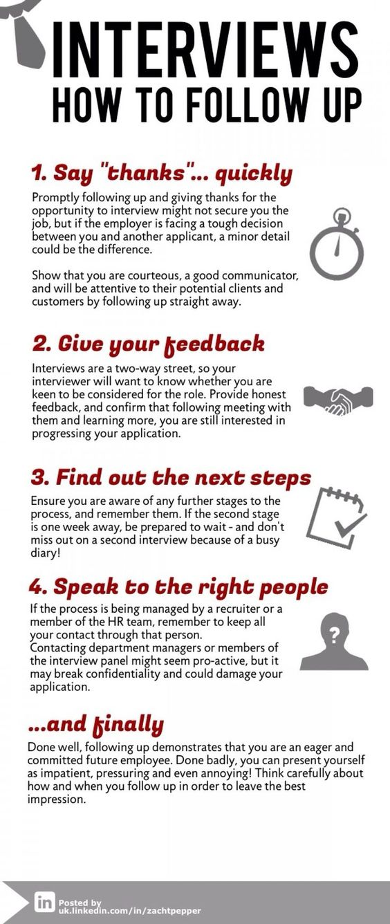 All the Info You Need to Ace That Job Interview Etiquette - thank you follow up letter