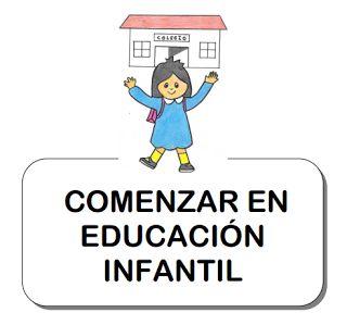 Actividades para Educación Infantil: Comenzar en Educación Infantil
