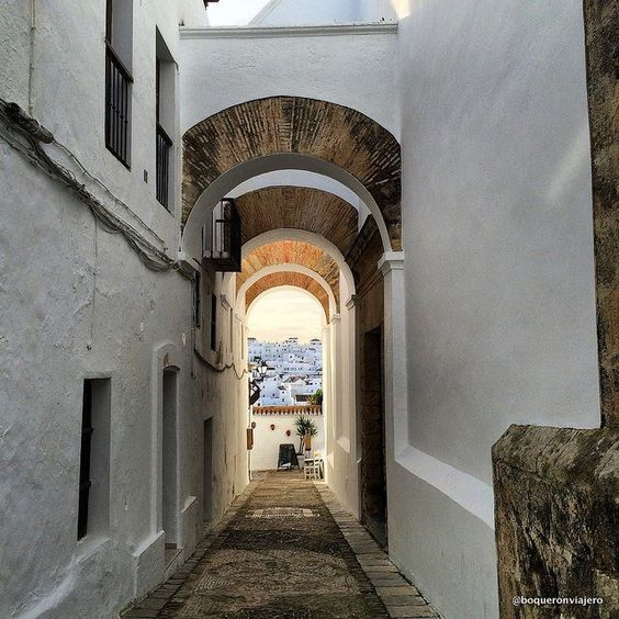 Uno de los pueblos blancos más bonitos de Andalucía: Vejer de la Frontera, Cádiz