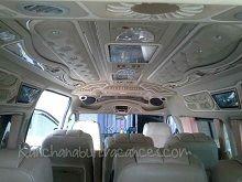 #minibus 12 places, 9 personnes maximum avec bagages, et Parcourez la #Thaïlande à votre rythme.  http://www.kanchanaburi-vacances.com/location-minibus-et-chauffeur-prive.html #chauffeur à #disposition, jusqu'à 22h00.