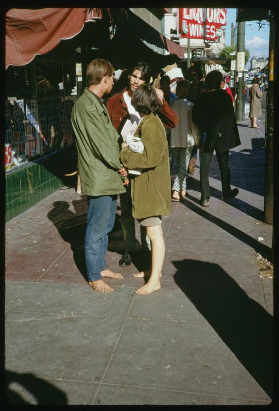 <b>In 1967, there was no cooler place to be than Haight-Ashbury.</b>
