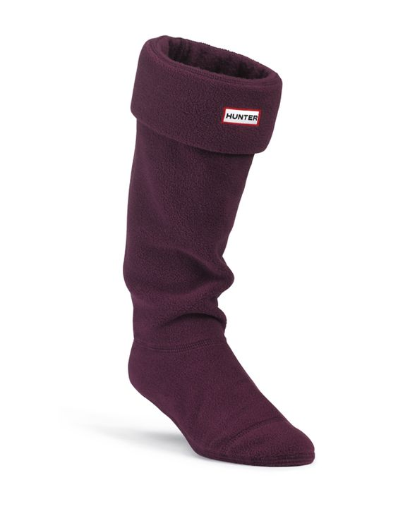 Welly Socks | Fleece Socks | Hunter Boot