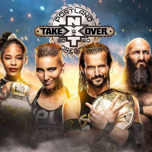 Nxt Takeover Portland Recap Nxt Takeover Tampa Quick Match Predictions By Hot Take Wrestling Podcast Free Listening On Soundc Nxt Takeover Podcasts Recap