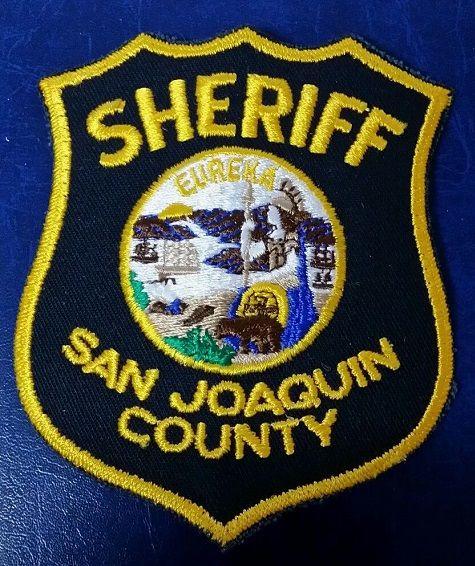 San Joaquin county Sheriff Calif