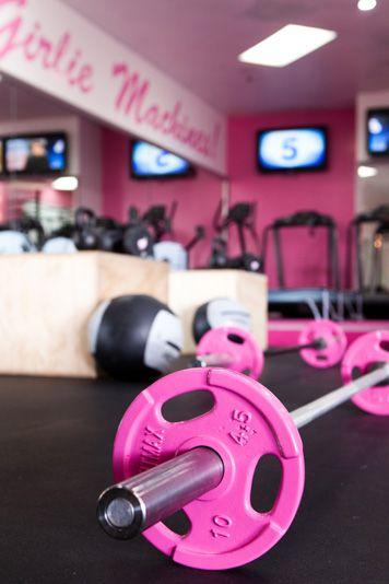Looks like our kind of gym!