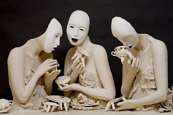 Amazing clay works by Ronit Baranga