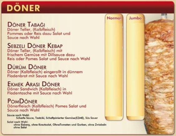 Vergessen Sie die bekannten Döner Imbisse! Beim Orient restaurant Meram in 20099 Hamburg finden Sie auf der Online Speisekarte die vielleicht besten Döner Kebap Spezialitäten Hamburgs.  Neben der vorzüglichen Fleischqualität (Kalbsfleisch) werden frische Zutaten und raffinierte Saucen geboten.  Probieren Sie den Döner Tabagi, Sebcali Döner Kebab, Dürüm Döner, Ekmek Arasi Döner oder den Pom Döner! Sie haben die Wahl zwischen den Größen normal und Jumbo!
