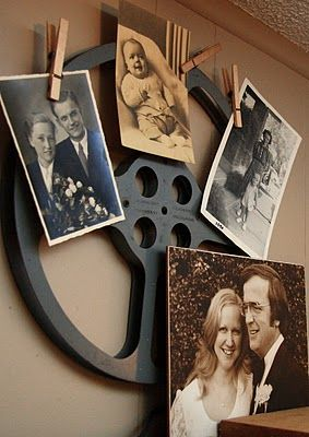 Simply Klassic Home: Decorating with Vintage Cameras