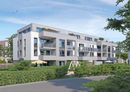 Provisionsfrei Wiesbaden Dotzheim Greifstrasse Baustil Erdgeschosswohnung Haus