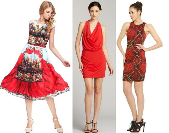 valentine's day dress colours significance