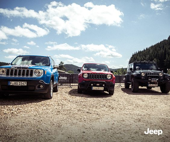 Jeep X Red Bull 400: Drei Engel für Jeep