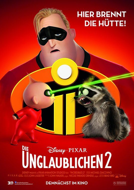 International Poster For Incredibles Ii The Incredibles Full Movies Free Movies Online