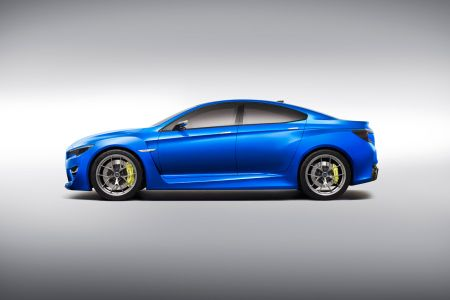 Picture of Subaru WRX Concept