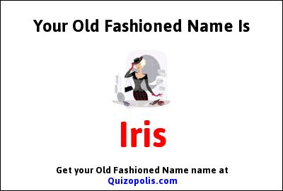 Old Fashioned Name Generator 32