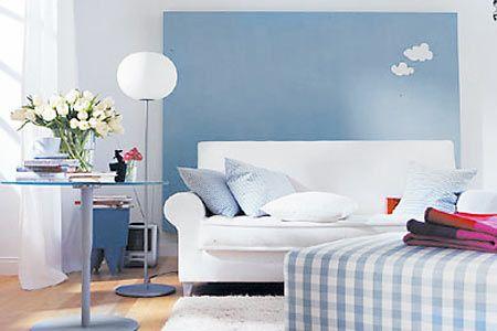 Küche : Küche Blau or Küche Blau Gestrichen' Küches