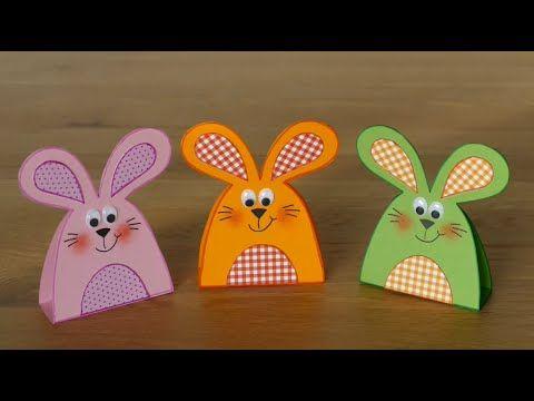 hasen rabbits aus papier basteln mit kindern basteln pinterest basteln und uhren. Black Bedroom Furniture Sets. Home Design Ideas