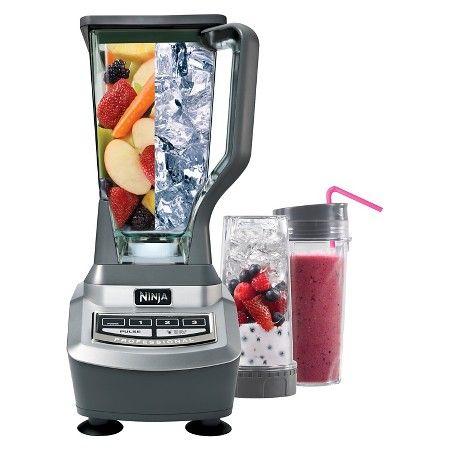 Ninja® Professional Blender & Nutri Ninja® Cups BL740 : Target
