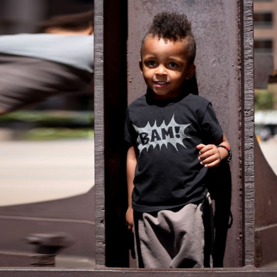 """""""BAM!"""" Need we say more?Our tee was designed with sunshine and comfort in…"""