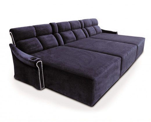 Fortress Seating, Inc. Perfect for our cinema room!,